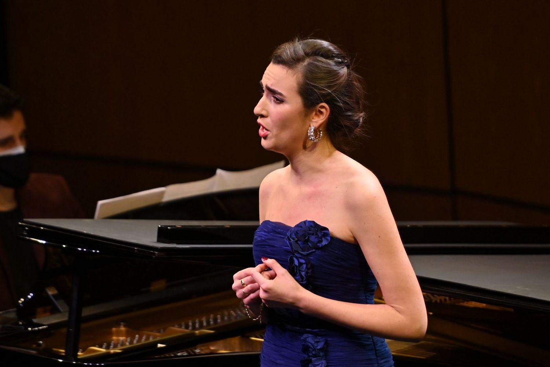 L'espanyola Carmen Artaza guanya el primer premi del 58è Concurs Tenor Viñas